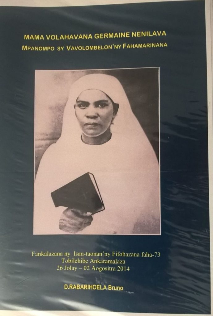 Mama Volahavana Germaine Nenilava Mpanompo sy vavolombelon'ny fahamarinana