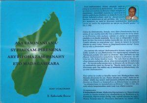 Asa faminaniana sy fiainam-pirenena ary fifohazam-panahy eto Madagasikara